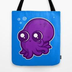 Super Cute Squid Tote Bag