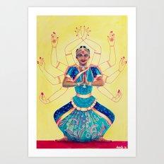 Alapadma Art Print