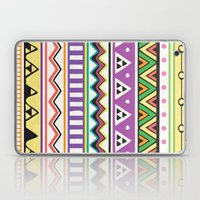 Colouful Aztec Laptop & iPad Skin