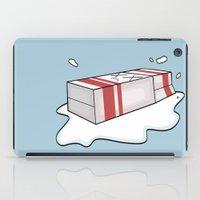 Spilt Milk iPad Case