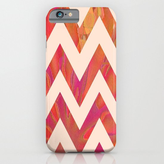 Spitfire Chevron iPhone & iPod Case
