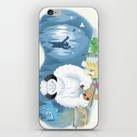 Frozen Dinner iPhone & iPod Skin