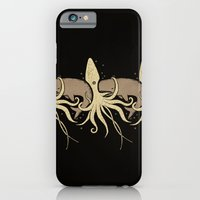 THE WHALE AND THE SQUID iPhone 6 Slim Case