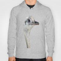 Ostrich, Bird Hoody