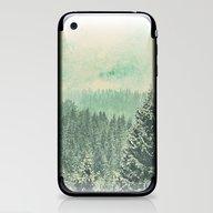 Fading Dreams iPhone & iPod Skin