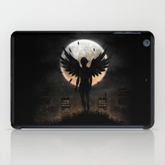 Lost in the world of humanity iPad Case