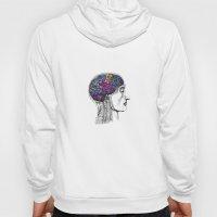 Creative mind Hoody