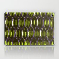 Painted and digital khaki pattern Laptop & iPad Skin