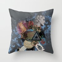 What Went Before Part 3 Throw Pillow