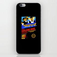 Super Corleone Bros iPhone & iPod Skin