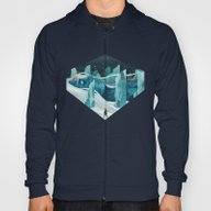 The Wanderer And The Ice… Hoody