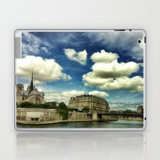 From the river Seine Laptop & iPad Skin