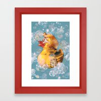 Your Finest Hour Framed Art Print