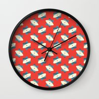 Stars Forever Wall Clock