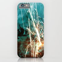 iPhone & iPod Case featuring WATERCOLOUR by Lazar Alex