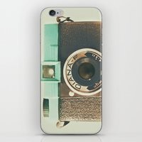 Oh Diana iPhone & iPod Skin