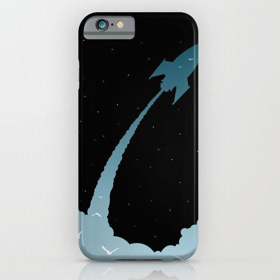 Up, Up, and Away iPhone & iPod Case