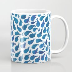 Blue Whales Mug