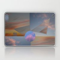 Clouds•triangles And C… Laptop & iPad Skin
