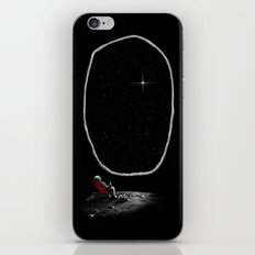 Space Chill iPhone & iPod Skin