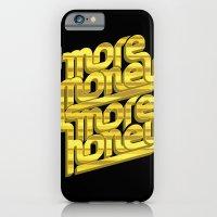 More Money, More Honey iPhone 6 Slim Case