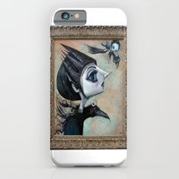 raven witch iPhone 6 Slim Case