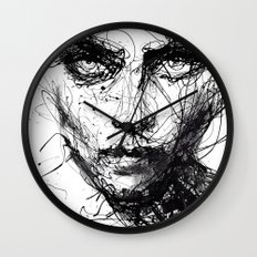 In Trouble, She Will. Wall Clock