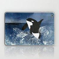 Killer Whale Orca Laptop & iPad Skin