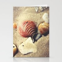 Listen to the Waves Stationery Cards