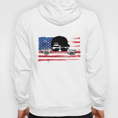 Hiding Behind Bars Hoody