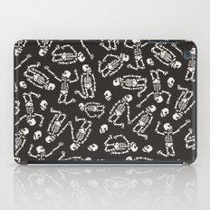 skeletons iPad Case