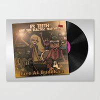 Dr Teeth & The Electric … Canvas Print