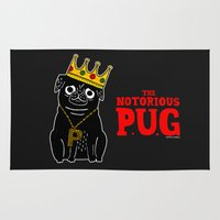 The Notorious P.U.G. Rug