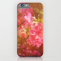 iPhone Cases featuring Your Heavenly Stride by Lorelei Bleil