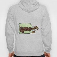 Bottle crab Hoody
