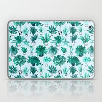 Houseplants All Over The Place Laptop & iPad Skin