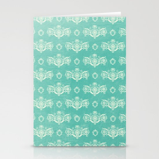 Victorian Stationery Card