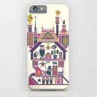 iPhone & iPod Case featuring House Of Freaks by C86   Matt Lyon