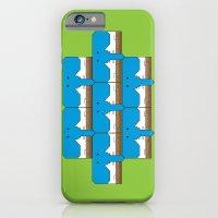 Elephant-Dog Pattern iPhone 6 Slim Case