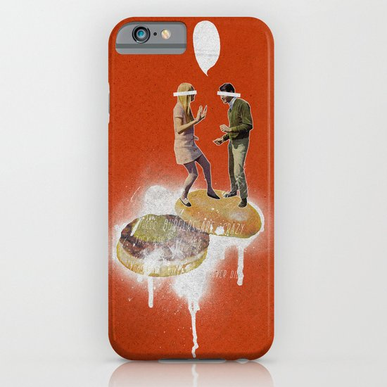 Danse Sale | Collage iPhone & iPod Case