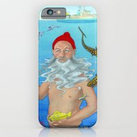 Ruler Of The Deep iPhone 6 Slim Case