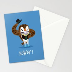 The Howdy Owl Stationery Cards