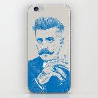 Preacher iPhone & iPod Skin