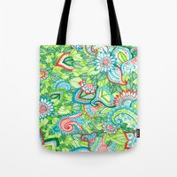 Sharpie Doodle Tote Bag