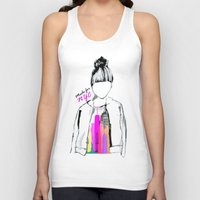 MADE FOR NYC Unisex Tank Top