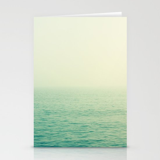 English Channel Stationery Card