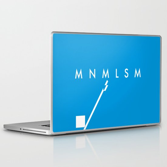Minimalism• Laptop & iPad Skin
