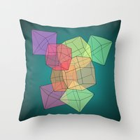 Ambivilance Throw Pillow