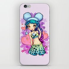 Cherry Bon Bon iPhone & iPod Skin