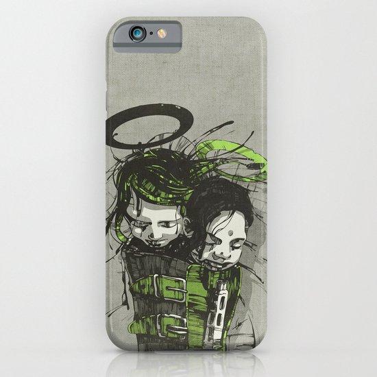 Big Sleep II. iPhone & iPod Case